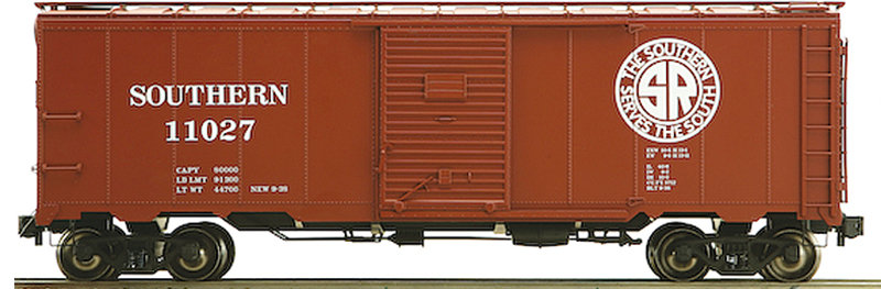 AM32-552X AAR Box Car - Southern Railway, 1 car