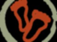 Barefoot Photographer Logo