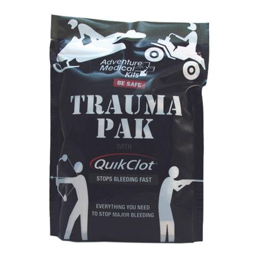 AMK TRAUMA PAK WITH QUIKCLOT