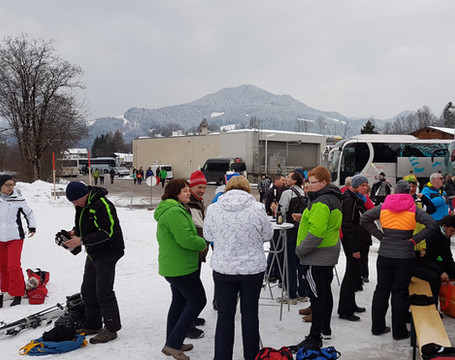 Skifahrt Scheffau 2018