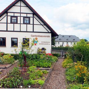 Unser Vereinshaus mit Kelterei