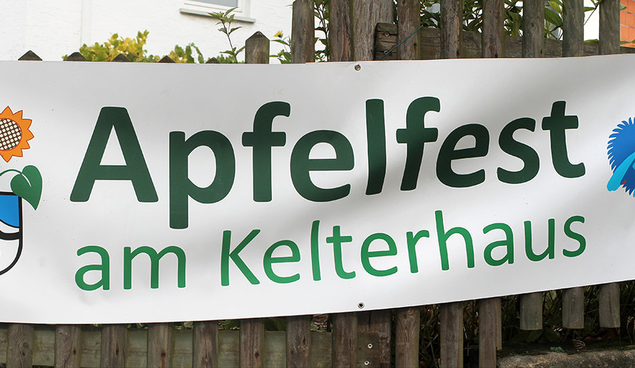 Apfelfest Schwarzach
