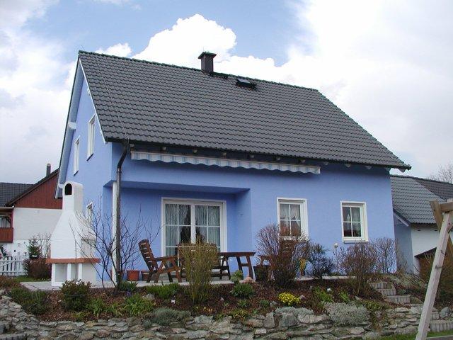 Privathaus Aussenfassade