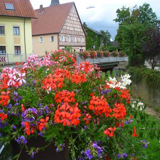 Blumenschmuck Schwarzach
