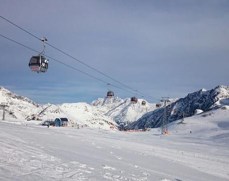Stubaier Gletscher 2017