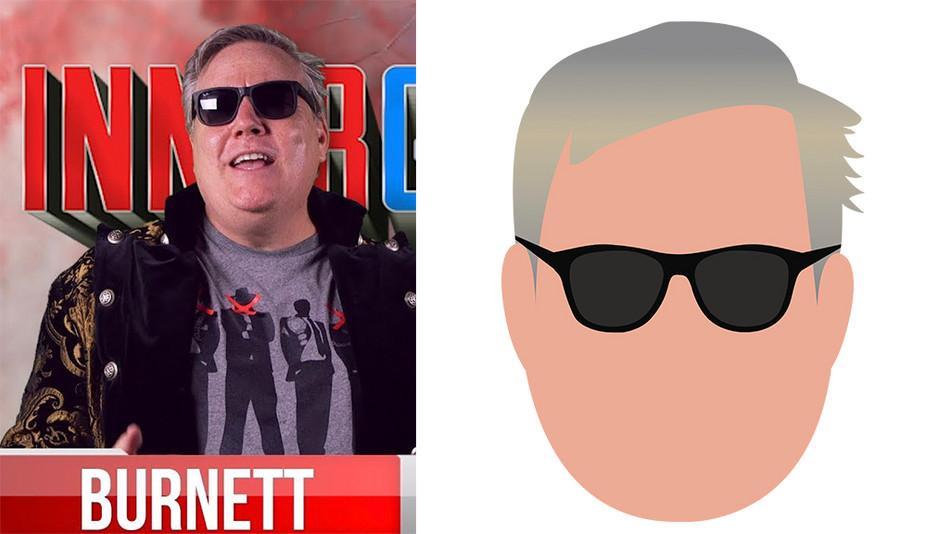 Burnett Charcater
