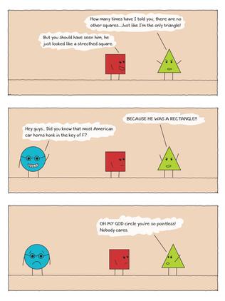 Shapes Comic 3