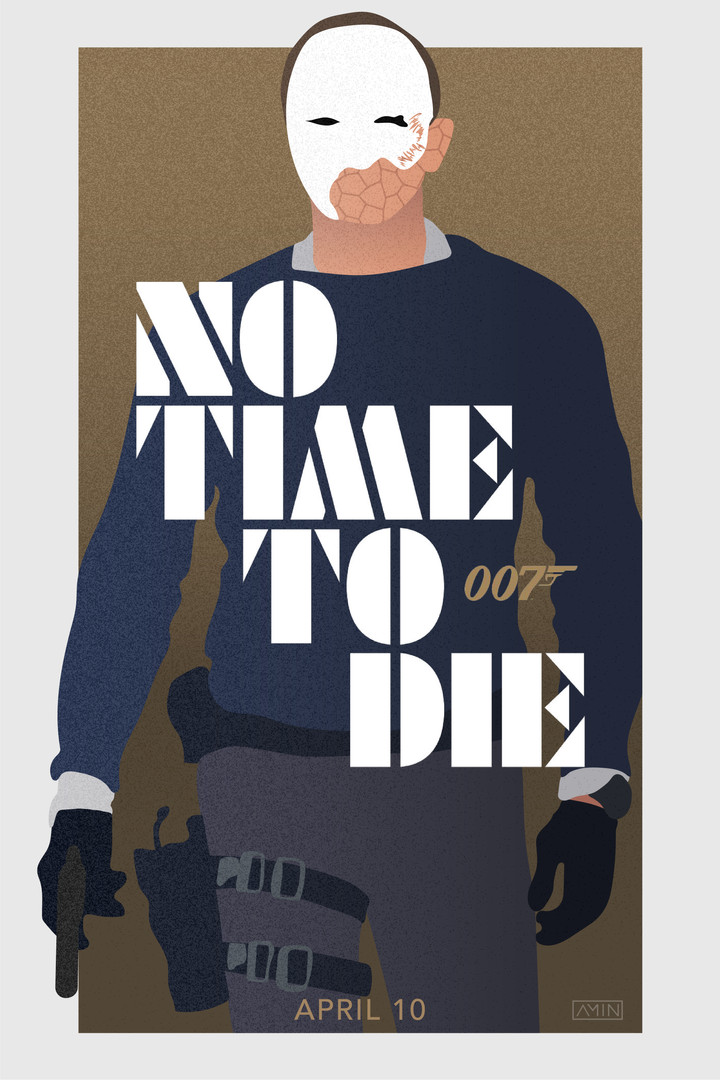 No Time To Die - 007