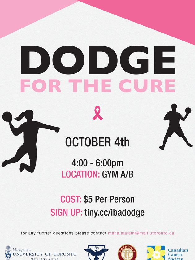Dodge for the Cure