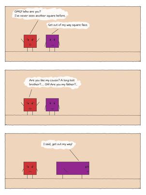 Shapes Comic 2