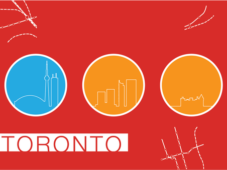 Toronto Postcard: Front