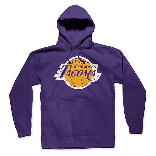 Dumb Jocks Tacoma (lakers) hoodie