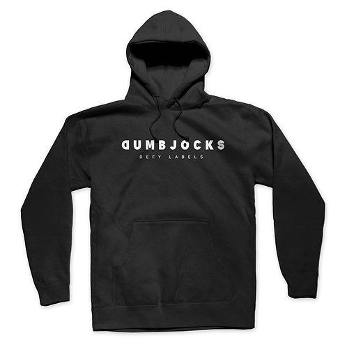 Dumb Jocks Defy Labels Logo hoodie