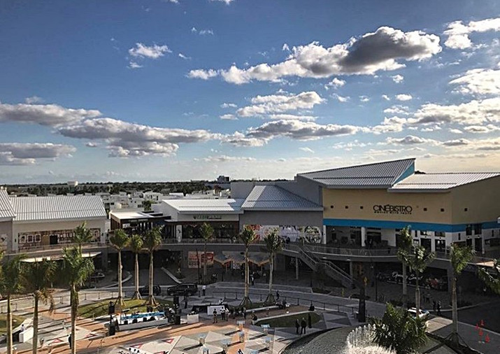 The City of Doral Opens New High-End Premier Shopping Mall.