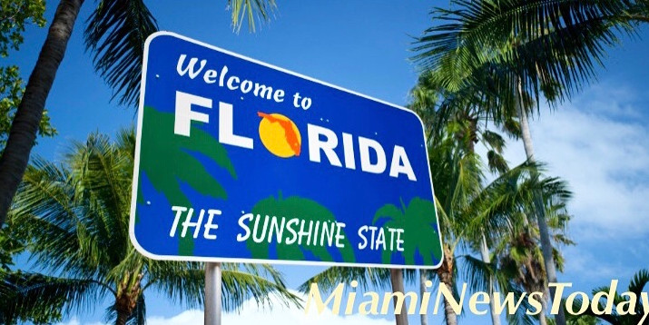 Florida Possibly Becoming two Separate States, North Florida and South Florida.