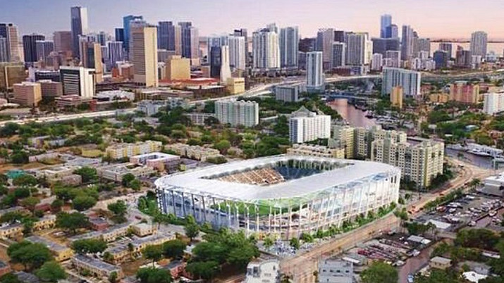 David Beckham Soccer Stadium Moves Closer to Finalizing Deal in Miami Dade County.