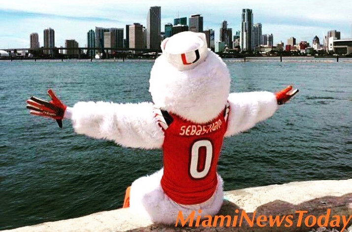 University of Miami Ranked Number 1 University in Florida.