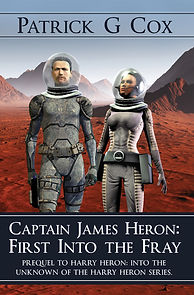 Captain James Heron: First Into The Fray