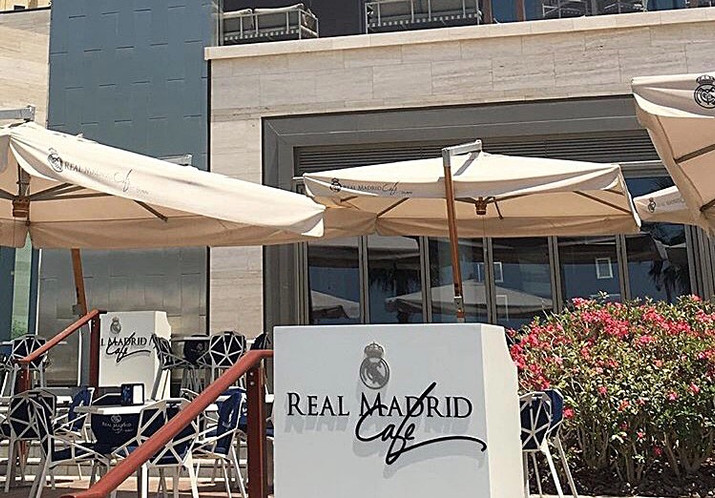 Real Madrid Cafe Opening in Miami Soon.