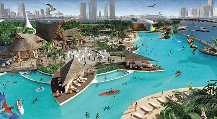 Miami's Jungle Island Set to Undergo Multi-Million Dollar Renovation and Expansion.
