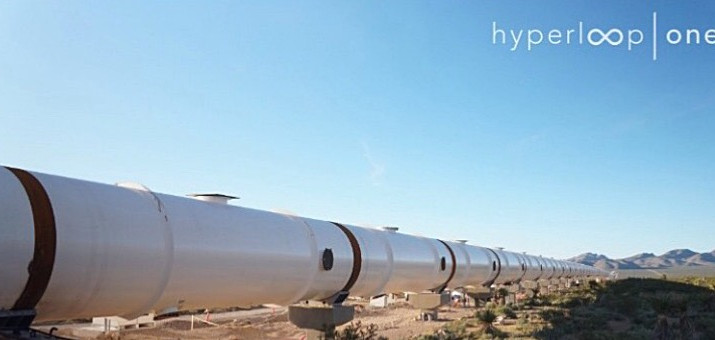 State of Florida Proposes the Hyperloop Tube Train Which can Travel From Miami to Orlando in Just 26