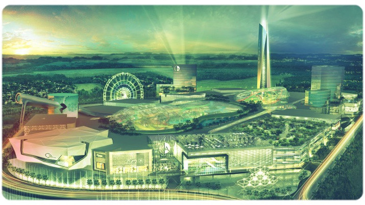 Miami Awaits Approval From County Commission to Construct North Americas Largest Mega Mall.