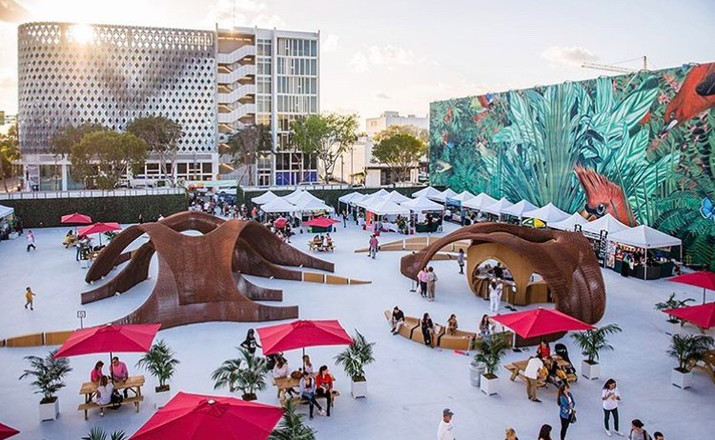 Miami's Design District Now Hosting Mid Week Farmers Market Everyday Wednesday.
