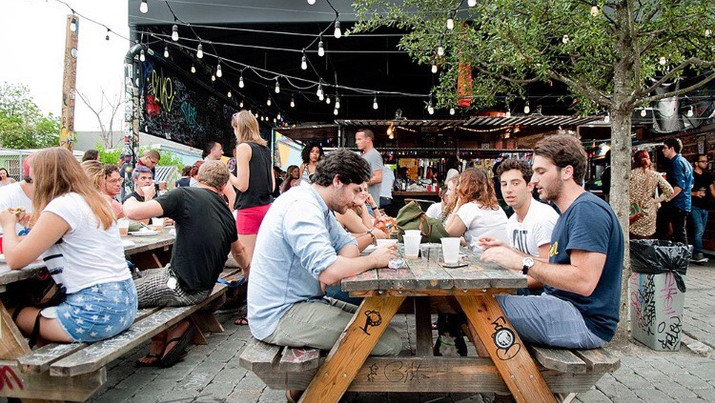 Enjoy Free Tacos Today at Miami's Wood Tavern Parlor from 6PM to 9PM.