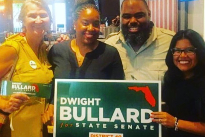 State Senate Dwight Bullard Predicts Marijuana Legalization in this Years Florida Ballot.