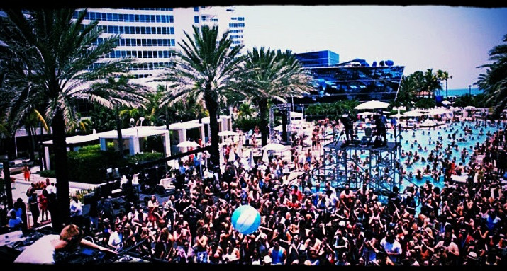 Miami Nine Days Away From Becoming the Nations Number One Party Capital.