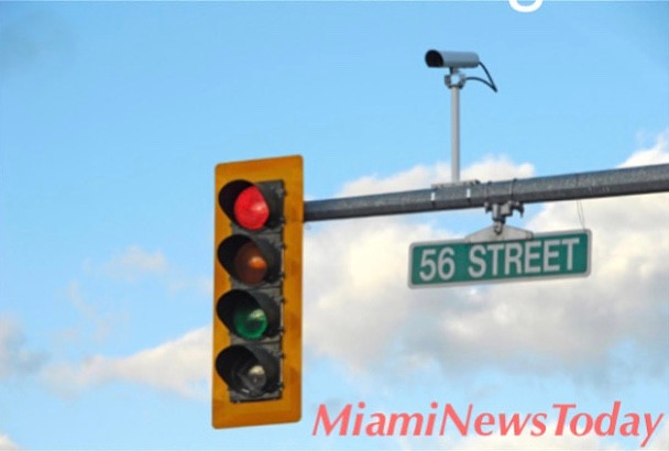 Miami Planning to Ban Red Light Cameras.