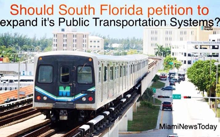 Miami Public Transportation Dillemas.