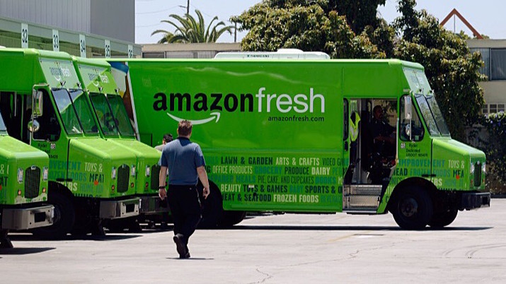 Amazon Fresh Now Available in Miami Dade County.