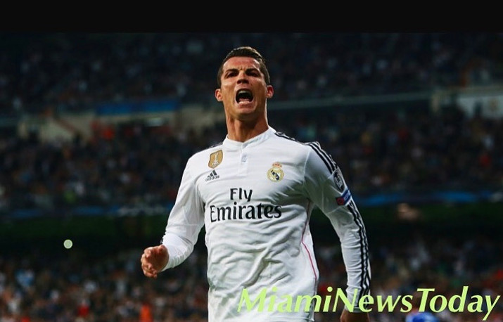 Cristiano Ronaldo Planning to Finalize Soccer Career in Miami.
