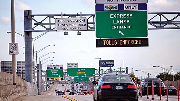 Senator Frank Artiles Proposes Bill to Eliminate Express Lanes in Florida.
