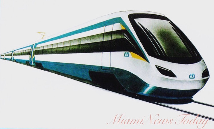 Miami to Orlando train in the works