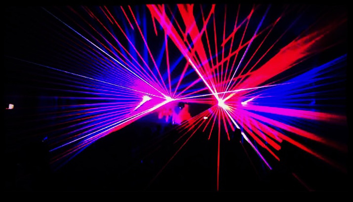 Frost Museum's Laser Light Show Returns to Miami Summer 2017.