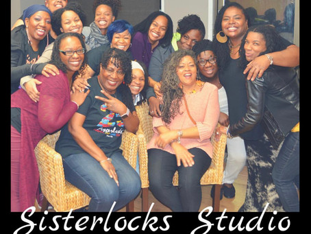Graduating Class of Sisterlocks Training Associates!