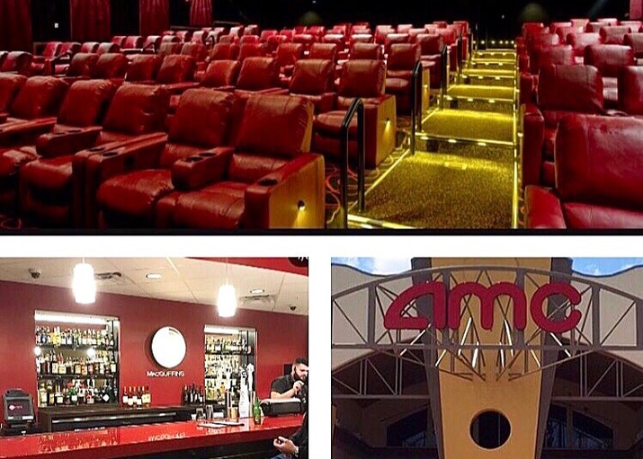 AMC Movie Theater on Coral Way Receives Ultimate Make Over.