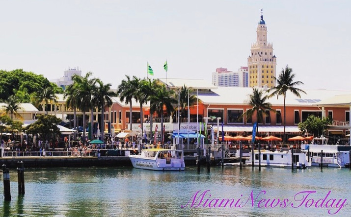Renovation Project Underway for Miami's Iconic Bayside Marketplace.