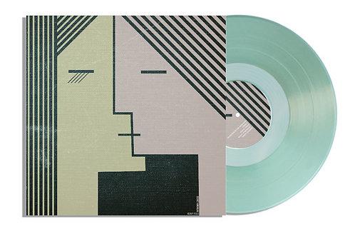 """""""HEAVY FEELS"""" Vinyl LP (Coke-Bottle Clear Vinyl)"""