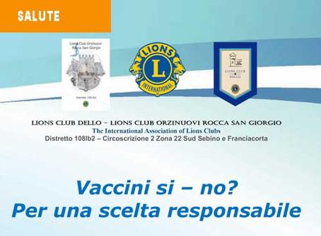 16/02/19 - VACCINI SI-NO