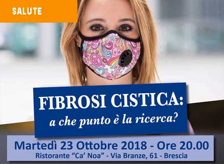 23/10/18 - FIBROSI CISTICA
