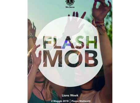 2/05/18 - FLASH MOB