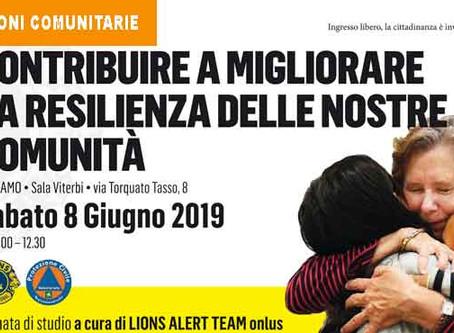 08/06/19 - GIORNATA STUDIO LIONS ALERT TEAM