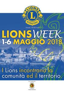 01/05/18 - LIONS WEEK a BERGAMO