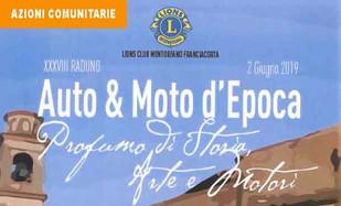 02/06/19 - 38° Raduno Auto/Moto Epoca