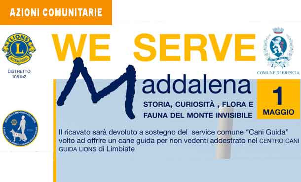 01/05/19 - WeServe Maddalena