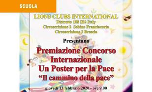 13-02-20  Poster per la Pace 2019-20