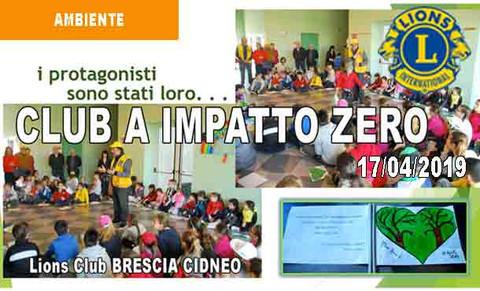 17/04/19-CLUB A IMPATTO ZERO